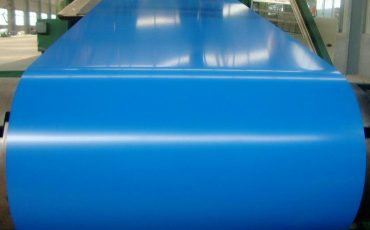 Processing technology of color steel plate
